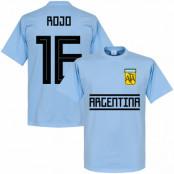Argentina T-shirt Rojo 16 Team Ljusblå XS