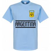 Argentina T-shirt Team Ljusblå XS