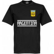 Argentina T-shirt Team Svart XS