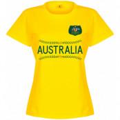 Australien T-shirt Team Dam Gul S