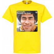 Brasilien T-shirt Pennarello LPFC Jairzinho Gul S