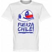 Chile T-shirt Los 33 Fuerza  Vit XS