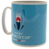 Japan 2019 Rugby World Cup Mugg