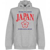 Japan Huvtröja Rugby Grå S