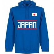 Japan Huvtröja Team Blå S