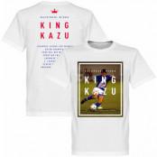 Japan T-shirt King Kazu Vit XS