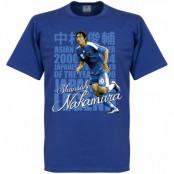 Japan T-shirt Legend Nakamura Legend Indigo S