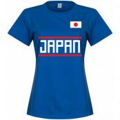 Japan T-shirt Team Dam Blå S