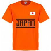 Japan T-shirt Team Orange XS
