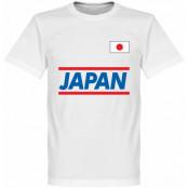 Japan T-shirt Team Vit XS