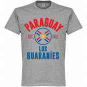 Paraguay T-shirt Established Grå S