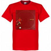 Spanien T-shirt Pennarello LPFC Butrangueno Röd XS