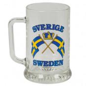 Sverige Ölsejdel Flaggor