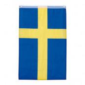 Sverige Flagga 90-60