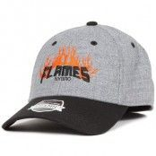 Nybro Flames - Classic Flexfit Gray (S/M)
