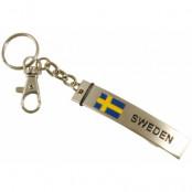 Sverige Nyckelring Öppnare