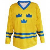 Sverige Hockeytröja Tre Kronor S-M