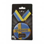 Sverige Kapsylöppnare Medalj