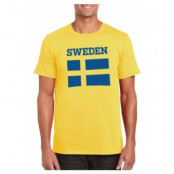 Sverige T-shirt Fashion S