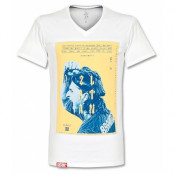 Sverige T-shirt Zlatan Football Culture S