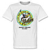 Sverige T-Shirt Zlatan Goal of the Year S