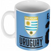 Uruguay Mugg Cavani 21 Team Vit