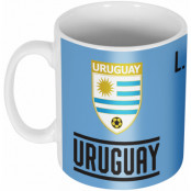 Uruguay Mugg Suarez 9 Team Luis Suarez Vit