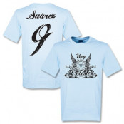 Uruguay T-shirt Suarez S