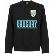 Uruguay T-shirt Team Sweatshirt Svart S