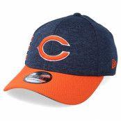 Keps Chicago Bears 39Thirty On Field Navy/Orange Flexfit - New Era - Blå Flexfit