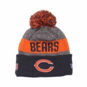 Mössa Chicago Bears Sideline Bobble Beanie - New Era - Multi Tofs