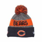 Mössa Kids Chicago Bears Sideline Bobble Beanie - New Era - Multi Barnmössa