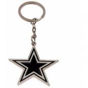 Dallas Cowboys Nyckelring Logo