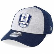 Keps Dallas Cowboys 39Thirty On Field Grey/Navy Flexfit - New Era