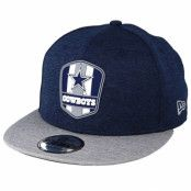Keps Dallas Cowboys 9Fifty On Field Navy/Grey Snapback - New Era
