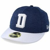 Keps Dallas Cowboys  Low Pro 59Fifty Navy/Grey Fitted - New Era