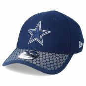 Keps Dallas Cowboys Sideline 39Thirty Navy Flexfit - New Era - Blå Flexfit