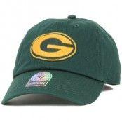 47 Brand - Green Bay Packers Bergan Clean Up Adjustable Green