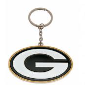 Green Bay Packers Nyckelring Logo
