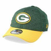 Keps Green Bay Packers 39Thirty On Field Green/Yellow Flexfit - New Era - Grön Flexfit