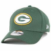 Keps Green Bay Packers Sideline Tech 39Thirty Flexfit - New Era - Grön Flexfit