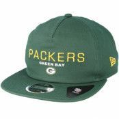 Keps Green Bay Packers Statement 9Fifty Green Snapback - New Era - Grön Snapback