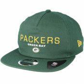Keps Green Bay Packers Statement 9Fifty Green Snapback - New Era - Grön Snapback