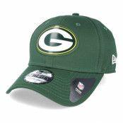 Keps Green Bay Packers Stretch Logo Weld Green 39Thirty - New Era - Grön Flexfit