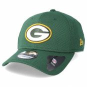 Keps Green Bay Packers Sport Mesh 39Thirty Green Flexfit - New Era