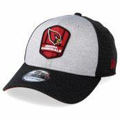 Keps Arizona Cardinals 39Thirty On Field Grey/Black Flexfit - New Era - Grå Flexfit