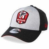 Keps Atlanta Falcons 39Thirty On Field Grey/Black Flexfit - New Era - Grå Flexfit