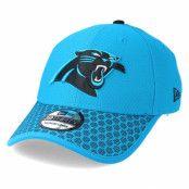 Keps Carolina Panthers Sideline 39Thirty Teal Flexfit - New Era