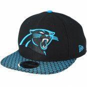 Keps Carolina Panthers Sideline 9Fifty Black Snapback - New Era - Svart Snapback