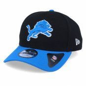 Keps Detroit Lions The League 9Forty Black/Blue Adjustable - New Era - Svart Reglerbar